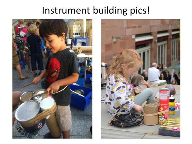 instrument building