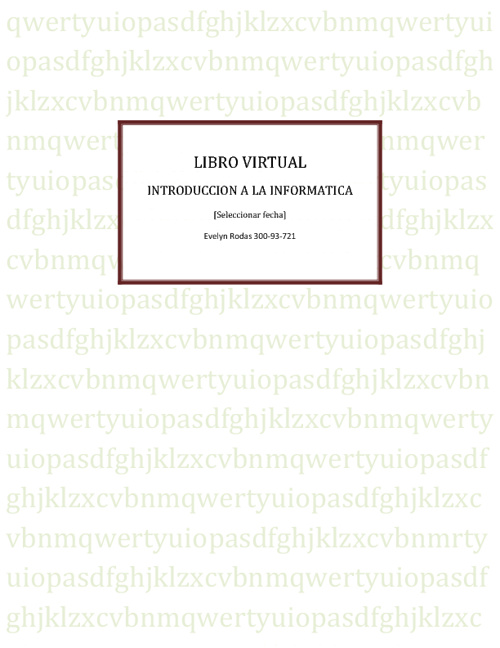 LIBRO DIGITAL EVELYN RODAS