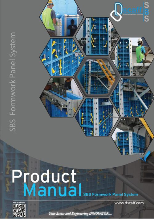 SBS Formwork System -Dscaff