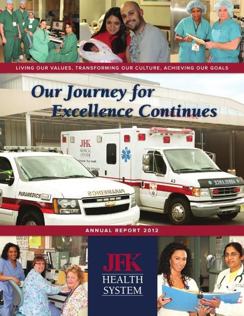 JFK Annual Report 2012