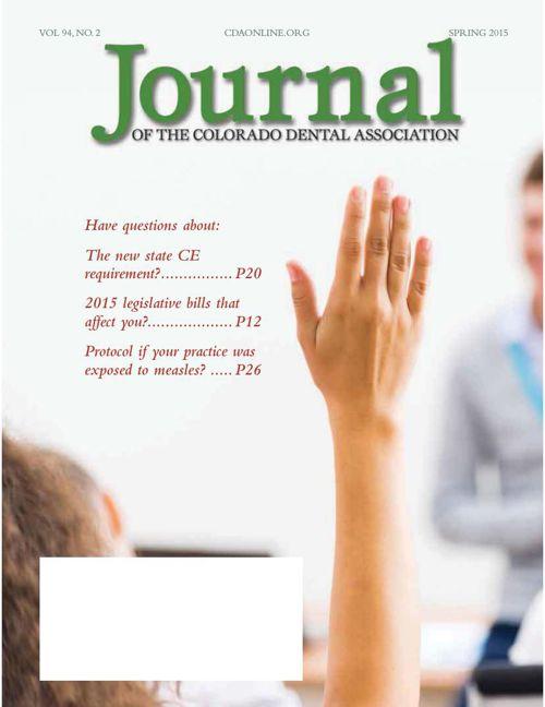 Spring 2015 Journal