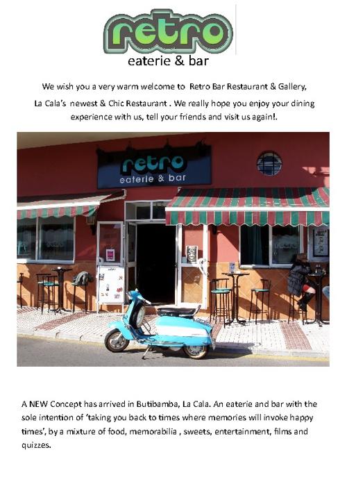 Retro Eaterie & Bar