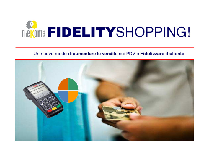 Fidelity Shopping