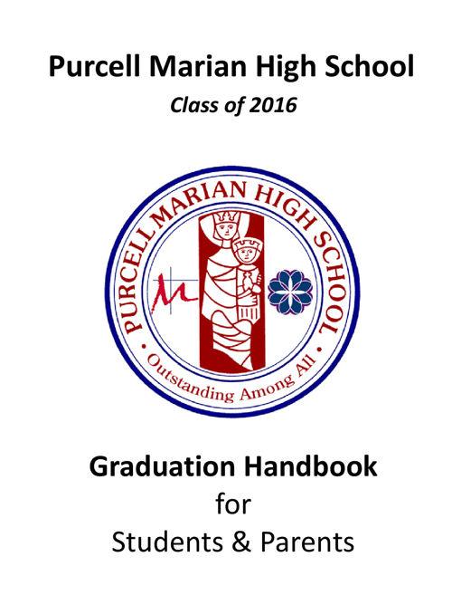 2016 Graduation Handbook
