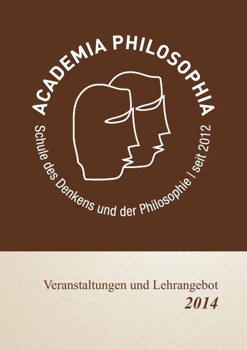 Academia Philosophia Folder 2014