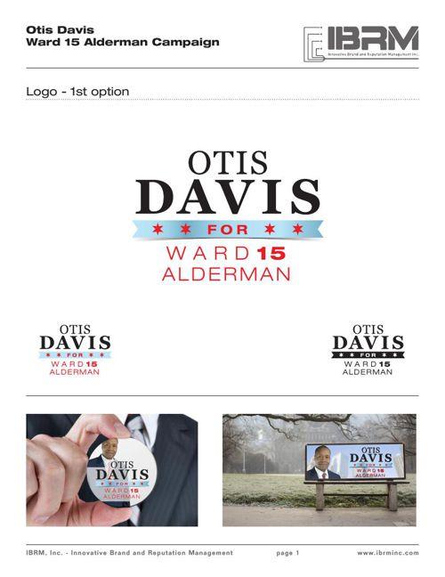 Otis Davis-logos