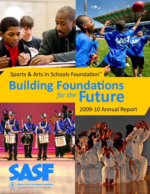 SASF 2010 Report