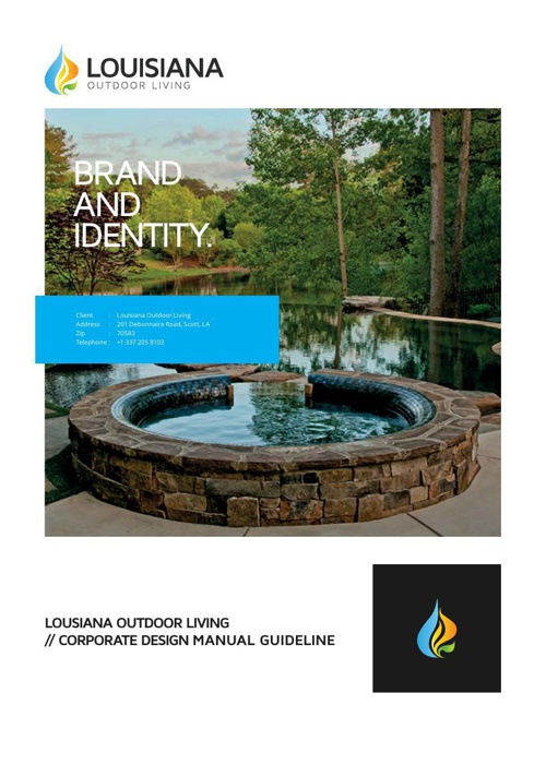 Louisiana-Outdoor-Living-Brand-Book.indd