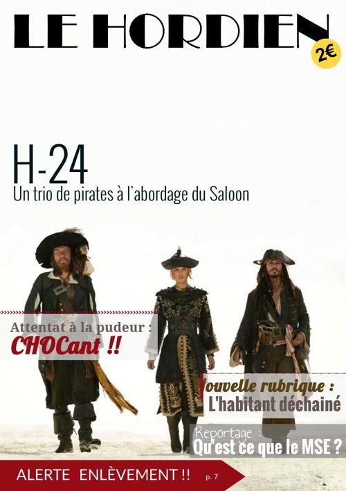 Le Hordien - N°4