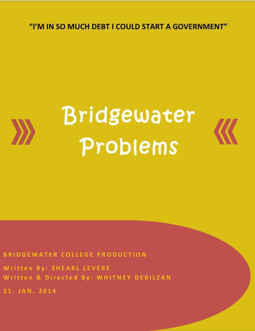 """Bridgewater Problems"" Official Script"
