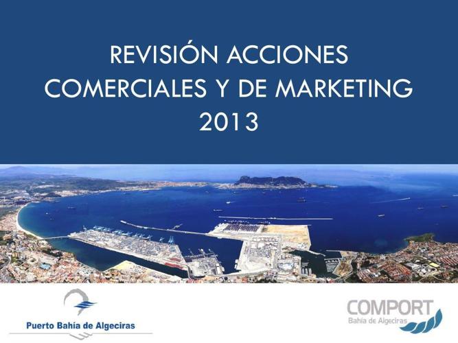ACCIONES COMERCIALES 2013