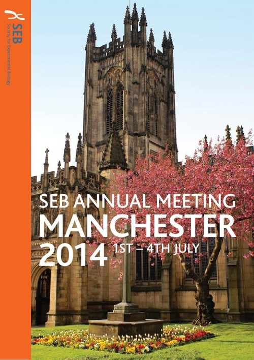SEB Annual Main Meeting brochure 2014