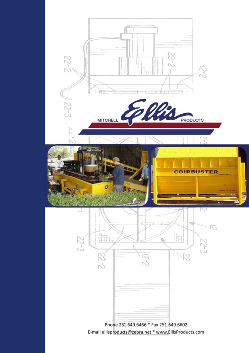Ellis Products Catalog