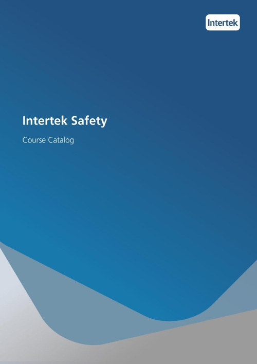 Intertek Official CT Egypt Safety Catalog 141218