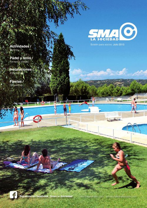 Boletín SMA Barbastro julio 2015