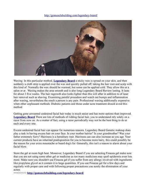 http://gomusclebuilding.com/legendary-beard/