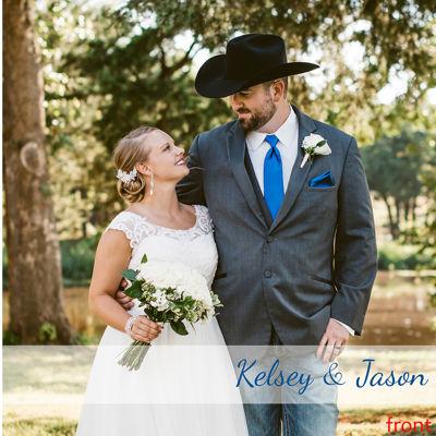 Jason & Kelsey // Wedding