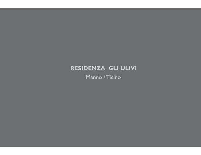 RESIDENZA GLI ULIVI Manno-Ticino