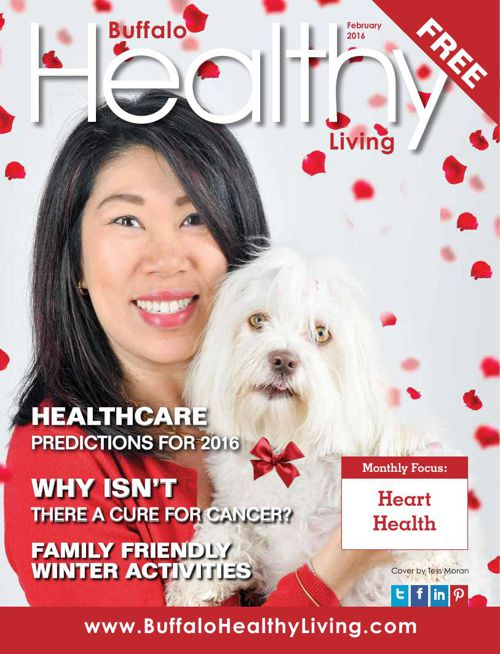 Buffalo Healthy Living Magazine February 2016