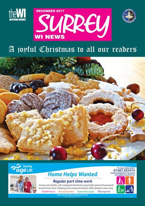 Surrey WI News - December 2017