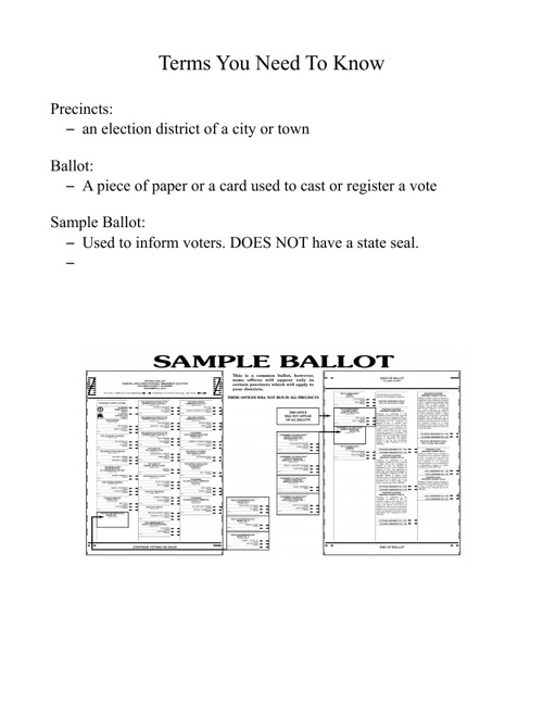 A Voter Handbook for New Iowa Residents