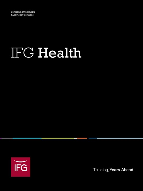 IFG Health brochure
