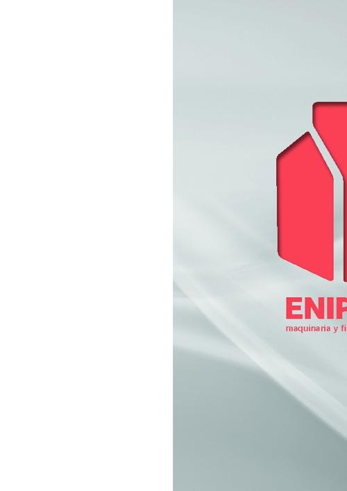 Enipack, maquinaria y film para embalaje