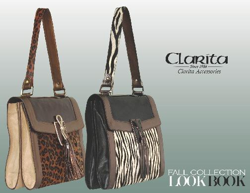 Clarita Accessories Fall Collection Lookbook