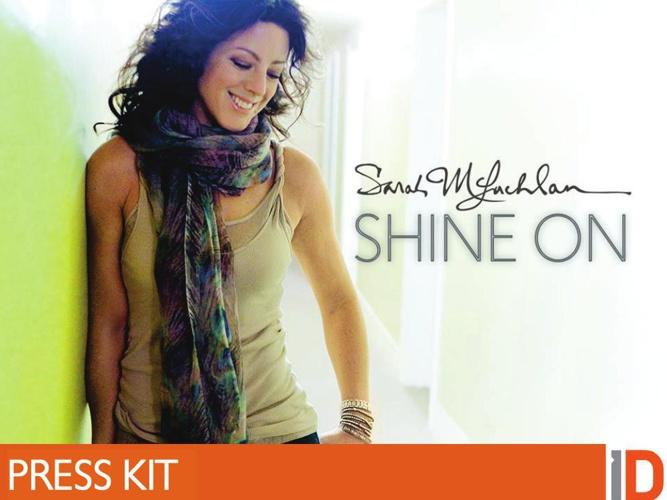 Sara McLachlan Press Kit June 2014v3