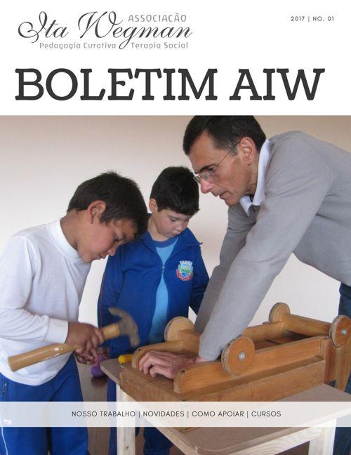 BOLETIM AIW - Nº01/2017