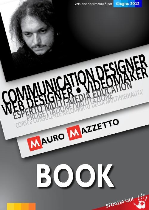Portfolio Lavori&Clienti - Mauro Mazzetto - Luglio 2012