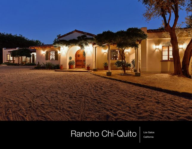 Rancho Chiquito - Los Gatos - James Shin RE Group