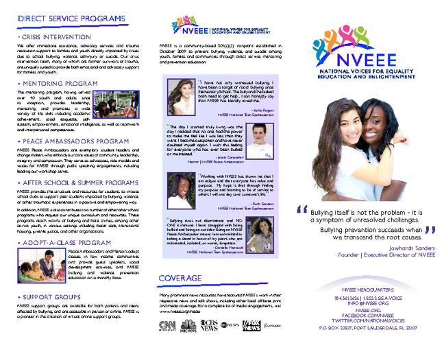 NVEEE Brochure
