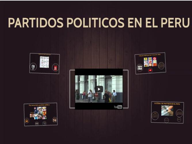 PARTIDOS POLÍTICOS Y DEMOCRACIA