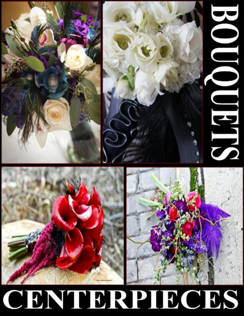 Styles of Wedding Bouquets