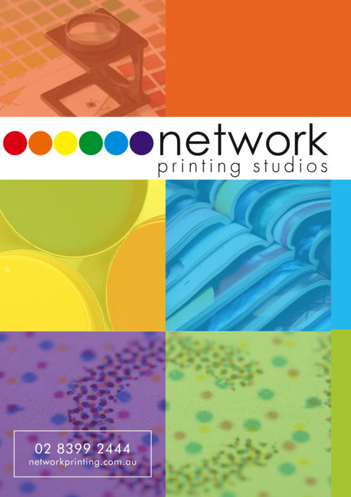 Network Intro Brochure