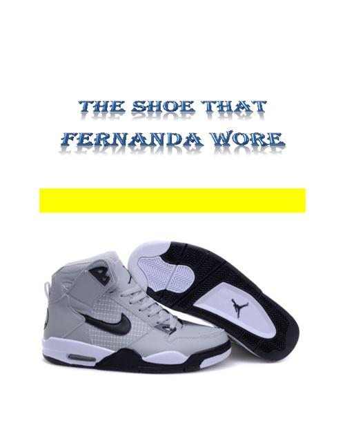 The Shoe That Fernanda Wore