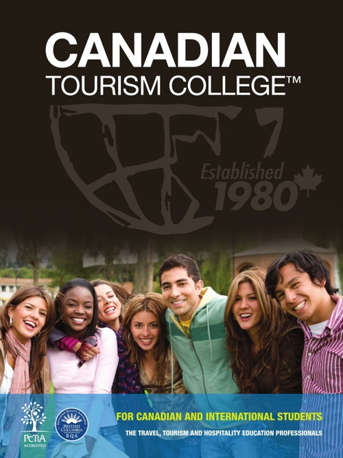 Canadian Tourism College Brochure