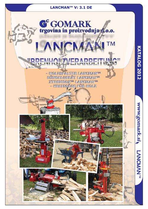 HOLZSPALTER LANCMAN - DE -