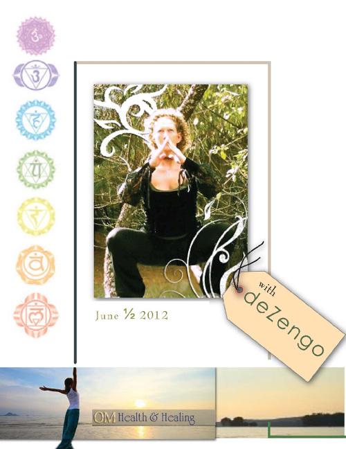 Health & Wellness Editorial - June Mid 2012