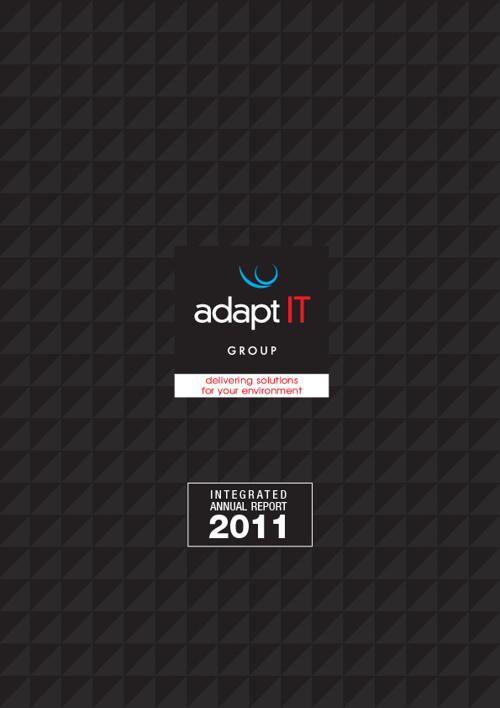 AdaptIT Annual Report 2011