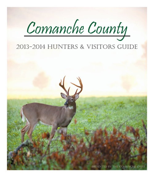 2013 Hunting Guide