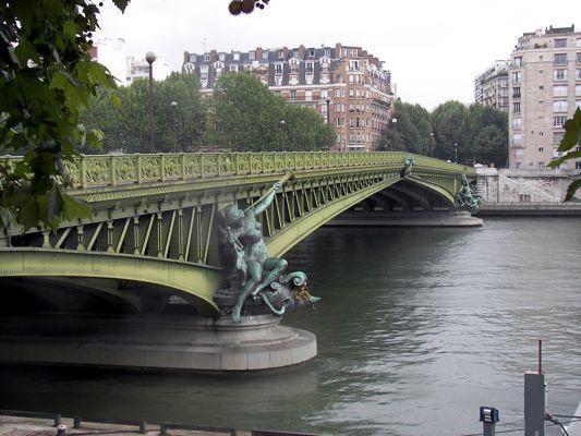 Le pont Mirabeau French stuff