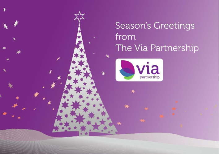 Merry Christmas from The Via Partnership