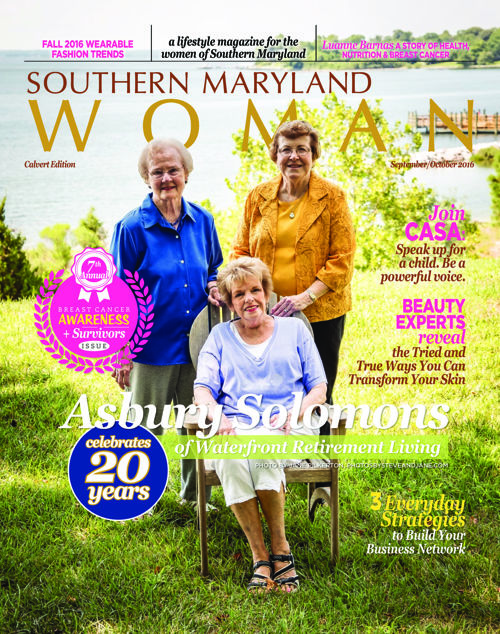 Calvert Edition - Southern Maryland Woman - Sept/Oct 2016