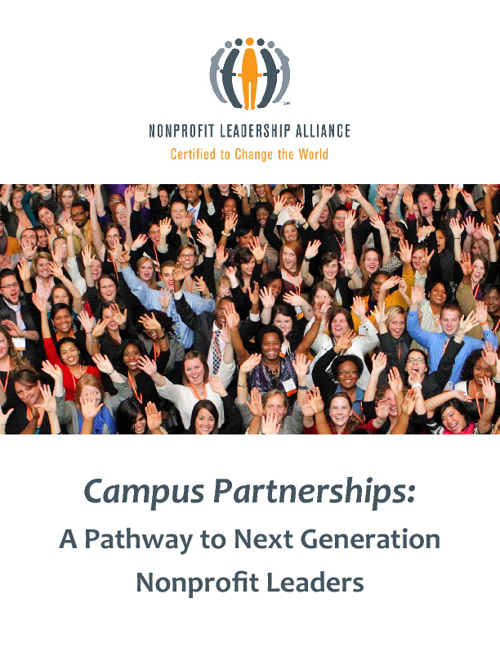 Campus Partnerships: A Pathway to Next Generation Nonprofit Lead