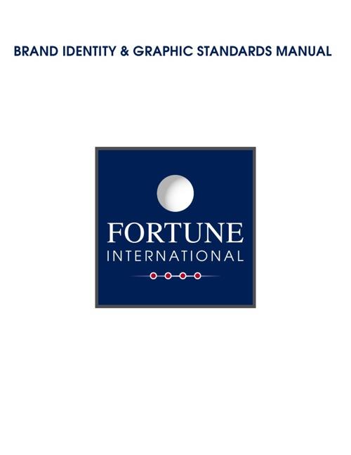Fortune International_ logo_Brand Identity&Graphics Standards A