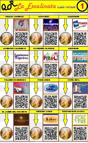 Guía virtual QR La Escalinata