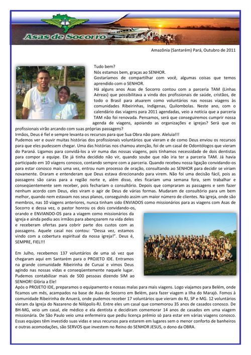 2011 - Notícias Outubro
