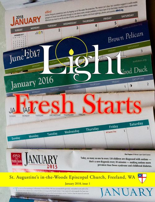 The Light January 2018